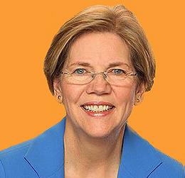 Elizabeth-Warren-sized