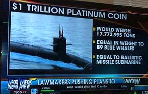 Trillion-dollar-coin-sized