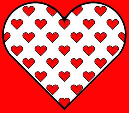 Valentine-Heart-sized